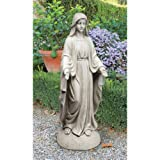 ON SALE! Madonna of Notre Dame Garden Statue at Amazon.com