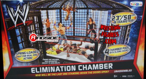 Cheap Elimination Chamber Ring