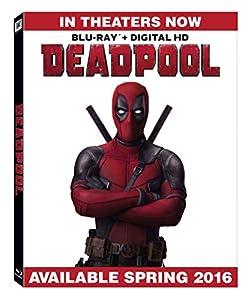 Deadpool [Blu-ray + Digital HD] by 20th Century Fox