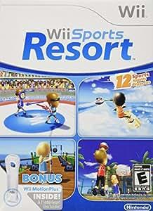 Wii Sports Resort w/ MotionPlus - Standard Edition