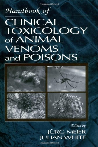 Handbook of Clinical Toxicology of Animal Venoms and Poisons PDF