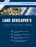 Land Developer's Checklists and Forms - 0071441735