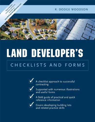 Land Developer's Checklists and Forms - McGraw-Hill Professional - 0071441735 - ISBN: 0071441735 - ISBN-13: 9780071441735