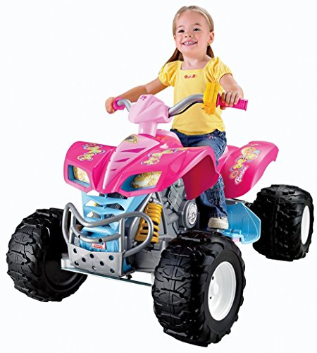 Fisher Price Power Wheels Barbie KFX