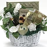 Art of Appreciation Gift Baskets Best Wishes Wedding Gourmet Food Gift Basket, Small
