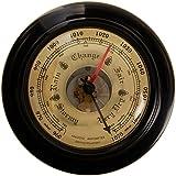 "United Scientific ANBR01 Aneroid Barometer, 7.5"" Overall Diameter"