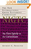 The First Epistle to the Corinthians (The New International Greek Testament Commentary)