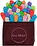 Got Mike Rock Candy 6-Pack Gift Cooler (filled with 45 assorted 0.8oz rock candy crystal sticks)
