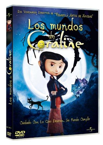 Los mundos de Coraline [DVD]
