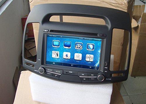 Top-Navi 7 Inch Car Navigation For 9 Hyundai Elantra 2007 2008 2009 2010 2011 Dvd Player With Gps Dvd Player Mst786 A9