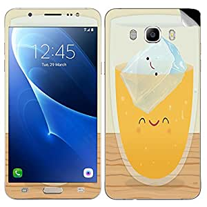 Theskinmantra Ice tea SKIN/STICKER for Samsung Galaxy J5 (2016 Edition)