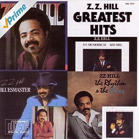 Z. Z. Hill Greatest Hits