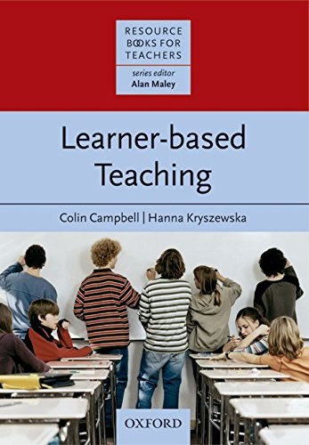 Resource Books for Teachers: Learner-Based Teaching (Resource Book for Teachers)