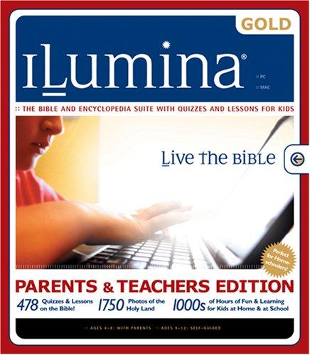iLumina Gold Parents and Teachers Edition (Live the Bible)