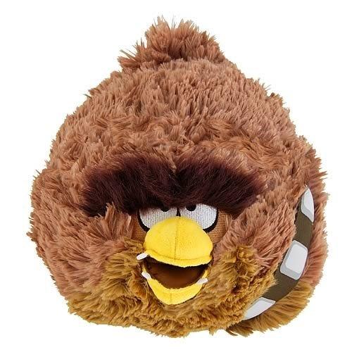 "Angry Birds Star Wars 5"" Bird - Chewbacca - 1"