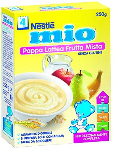 Babynahrung-Pappa-Lattea-Alla-Frutta-Mio-250-G