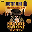 Doctor Who: The Angel's Kiss (       UNABRIDGED) by Melody Malone Narrated by Alex Kingston