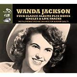 4 Classic Albums - Wanda Jackson