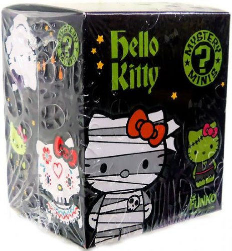 Funko Hello Kitty HALLOWEEN Mini Vinyl Figure Mystery PACK [1 Random Figure] - 1