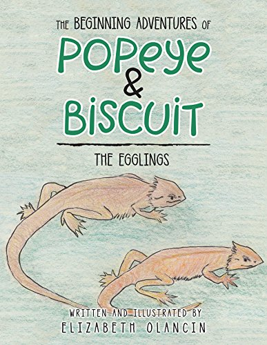 the-beginning-adventures-of-popeye-biscuit-the-egglings-english-edition