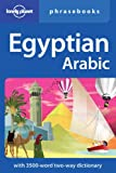 img - for Egyptian Arabic (Lonely Planet Phrasebooks) book / textbook / text book