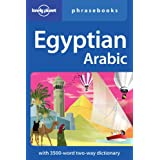 Lonely Planet Egyptian Arabic Phrasebook (Lonely Planet Phrasebook)by Lonely Planet