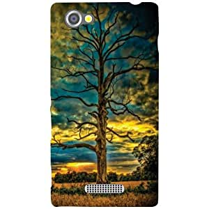 Sony Xperia M Back Cover - Tree Designer Cases