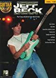 Guitar Play-Along Vol.125 Jeff Beck + Cd