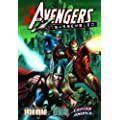 Avengers Disassembled: Iron Man, Thor & Captain America HC (Oversized)