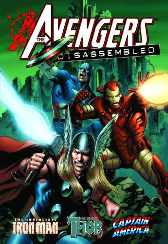Avengers Disassembled: Iron Man, Thor & Captain America front-606792