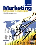 img - for Marketing: Conceptos y estrategias / Concepts and Strategies (Spanish Edition) book / textbook / text book