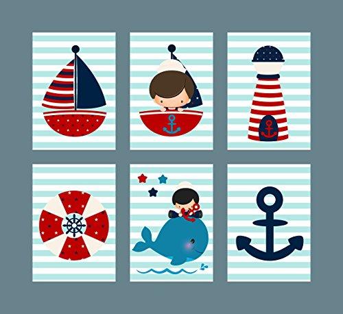 Tapete Maritim Kinderzimmer : Maritime Poster Preisvergleiche ...