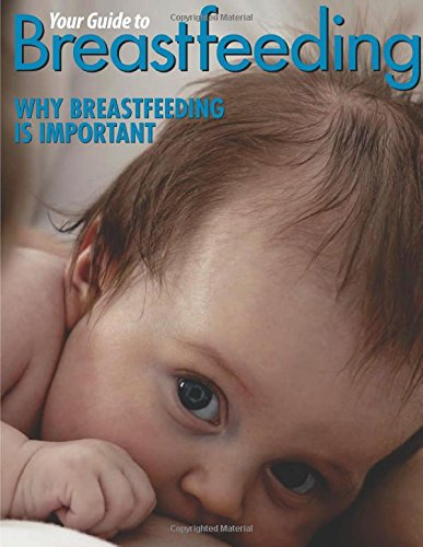 Your Guide To Breastfeeding - Why Breastfeeding Is Important front-186763