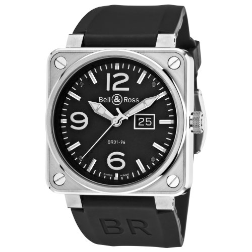 Bell & Ross Watch BR01-96GRNDDATE