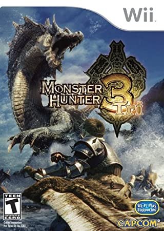Monster Hunter Tri - Standard