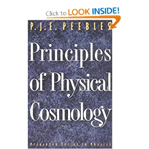 Principles of Physical Cosmology Phillip James Edwin Peebles