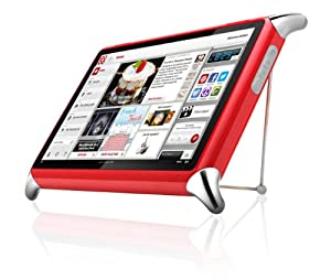 QOOQ Touch Kitchen Tablet, Red