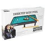Desktop Mini Pool Novelty Pool Table Mini Game Novelty Gift