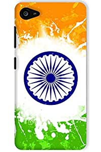 IndiaRangDe Hard Back Cover FOR Lenovo Z2 PLUS