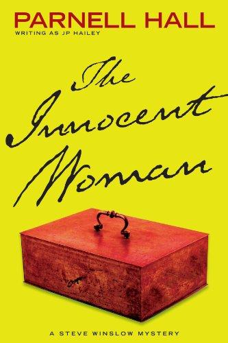 The Innocent Woman (Steve Winslow Mystery, #6)