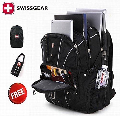 Backpack School Backpacks 15.6 Inch Waterproof Water Resistant Large Capacity Laptop Macbook Computer Bag