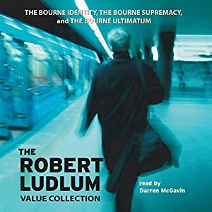 The Robert Ludlum Value Collection Audiobook