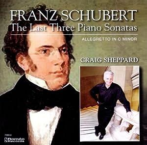 Last Three Piano Sonatas