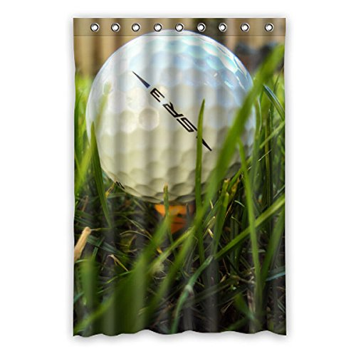 forma-de-pelota-de-golf-100-poliester-cortina-de-ducha-antimoho-impermeable-custom-generic-120-cm-x1