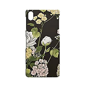 BLUEDIO Designer 3D Printed Back case cover for Sony Xperia Z5 - G5750