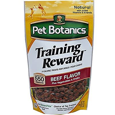 Pet Botanics Training Rewards Mini Treats for Dogs