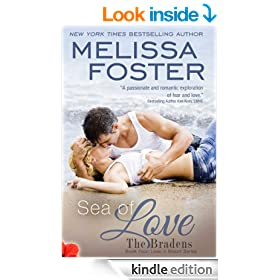 Sea of Love (Love in Bloom: The Bradens,  Book 4) Contemporary Romance (Love in Bloom:  The Bradens 7)