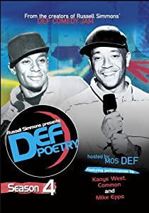 Russell Simmons Presents Def Poetry Season 4