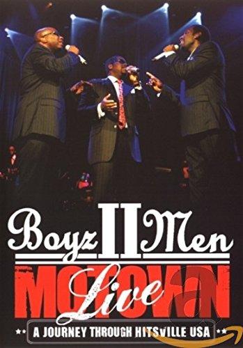 Boyz II Men - Motown: A Journey Through Hitsville USA Live (DVD)