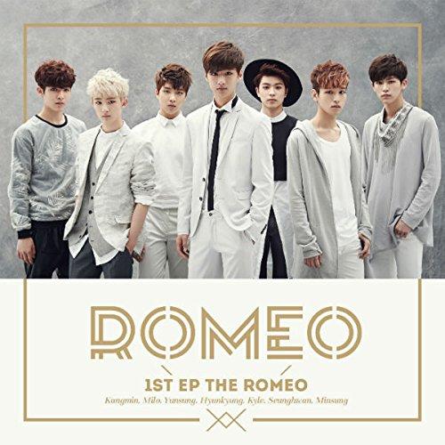 1stシングル - The Romeo(韓国盤)